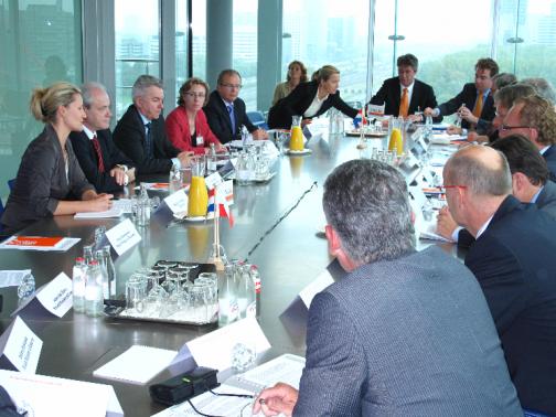 Umowa o współpracy polsko-holenderskiej